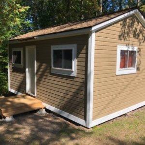 Cabin B Renovated